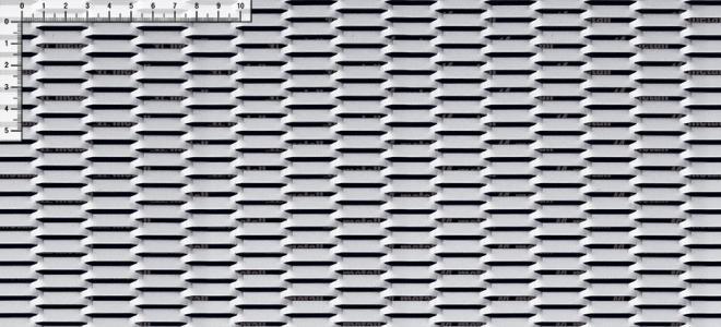 Lamiera stirata architettura Stiltech DECO91