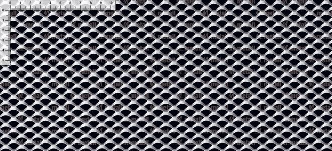 Lamiera stirata architettura Stiltech KD400